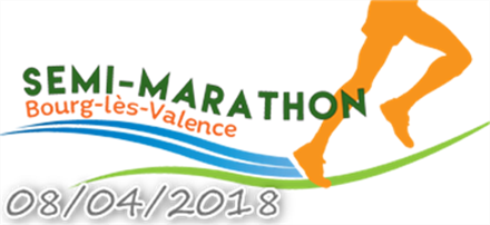 08 Avril 2018 – Semi-marathon de Bourg-les-Valence