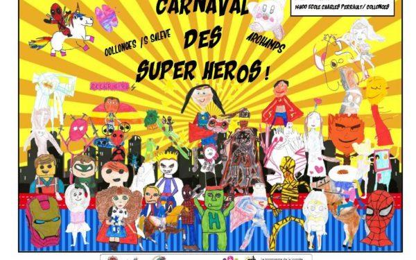 6 Avril 2019 – Carnaval de Collonges-sous-Salève