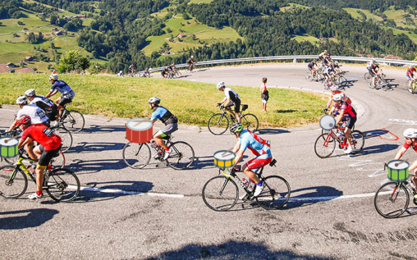 Cyclosportive « L'Etape du Tour »