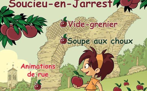Soucieu-en-Jarrest « Fête de la Pêche de Vigne »
